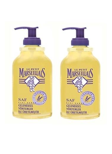 Le Petit Marseilials Sıvı Sabun 300 ml. x 2 adet,RNKSZ Renksiz